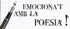 Emociona't amb la poesia!