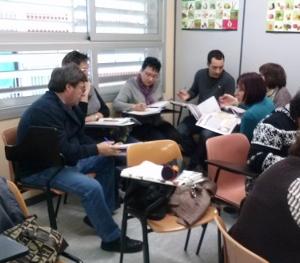 Una aula del CPNL