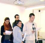 Taller de doblatge en català