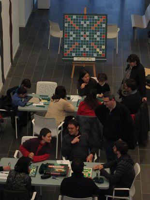 El joc de l'Scrabble: una estratègia d'aprenentatge i ús de la llengua catalana