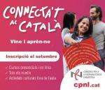 Connectar-se al català