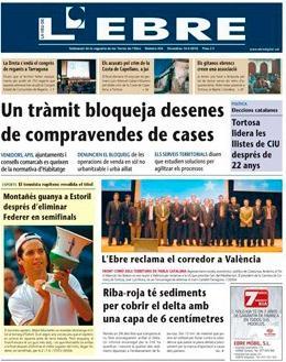 Campanya per la premsa en català a l'hostaleria i les perruqueries