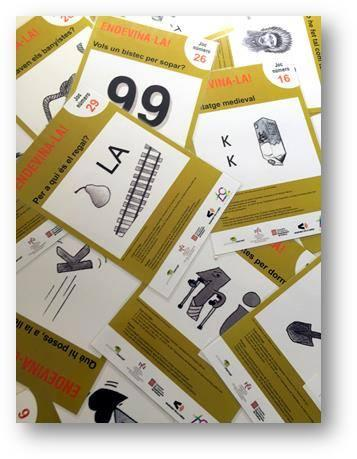 Concurs de jeroglífics 'Endevina-la!'