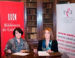 La Biblioteca de Catalunya i el CPNL, junts per al foment cultural