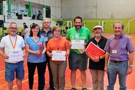 El Voluntariat per la llengua reconeix els seus voluntaris