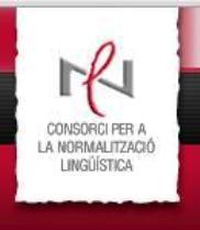 Català a la xarxa