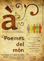 Poemes del Món a la Bisbal
