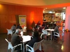 Microconverses en català a Montcada i Reixac
