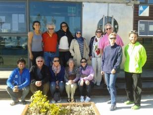 El GEN Roses imparteix un taller nàutic per a alumnes i parelles lingüístiques. (CNL de Girona)