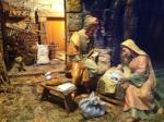 Passejada per la Mostra de Pessebres i xocolatada de Nadal