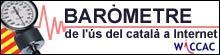 Baròmetre de l'ús del català a Internet