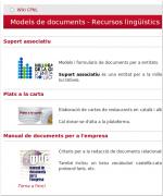 Wiki de recursos lingüístics a la xarxa