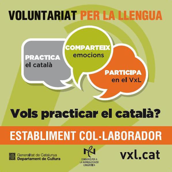 Foment del català en els establiments comercials