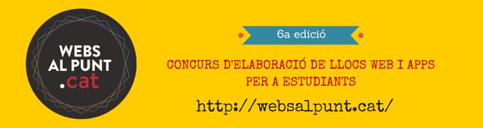 Concurs de webs en català