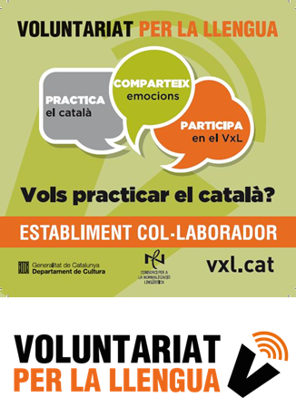 Els establiments col·laboradors del VxL, una xarxa ben activa