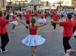 Xerrada de Foment de la Sardana Pep Ventura per als alumnes dels cursos de català de Figueres