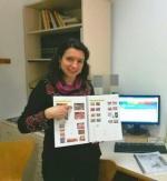 Irene Caixàs, extreballadora del CNL, presenta el llibre 'A poc a poc'
