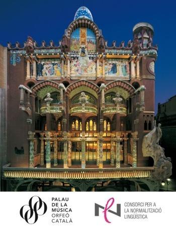 El Palau de la Música i el CPNL, treballaran junts per la llengua i la cultura catalanes