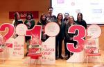 Es lliuren els premis de la tercera edició del concurs I tu, jugues en català?