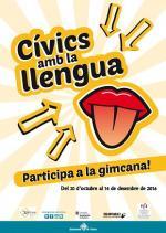 Gimcana Cívics amb la llengua