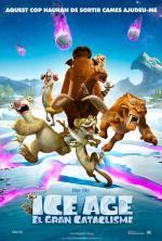 Projecció de la pel·lícula ' Ice Age. El gran cataclisme'