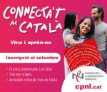 Al setembre, connecta't al català!