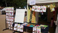 Participació en el I Festival d'Entitats de Sta. Cristina d'Aro