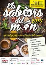 5a edició de la mostra Els sabors del món