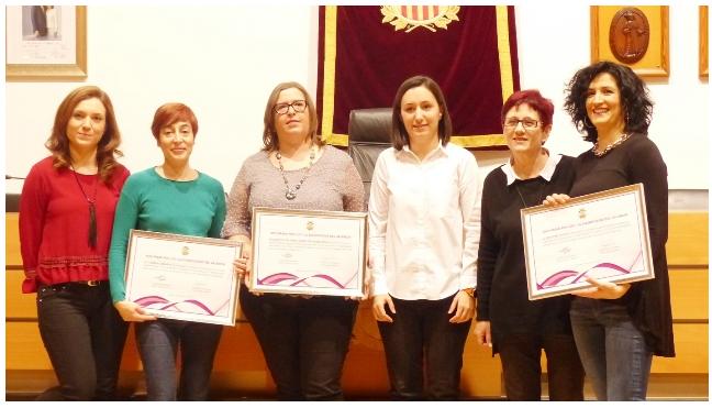 Premis per l'ús del valencià a empreses d'Algemesí