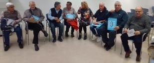 Segona i tercera trobada de voluntaris i aprenents