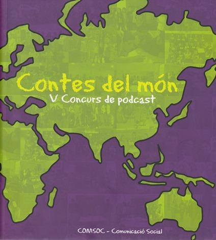 Participació en el projecte «Contes del món. Concurs de podcats»