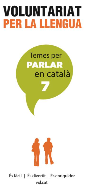 Ja són set els temes per parlar en català que poden fer servir els VxL