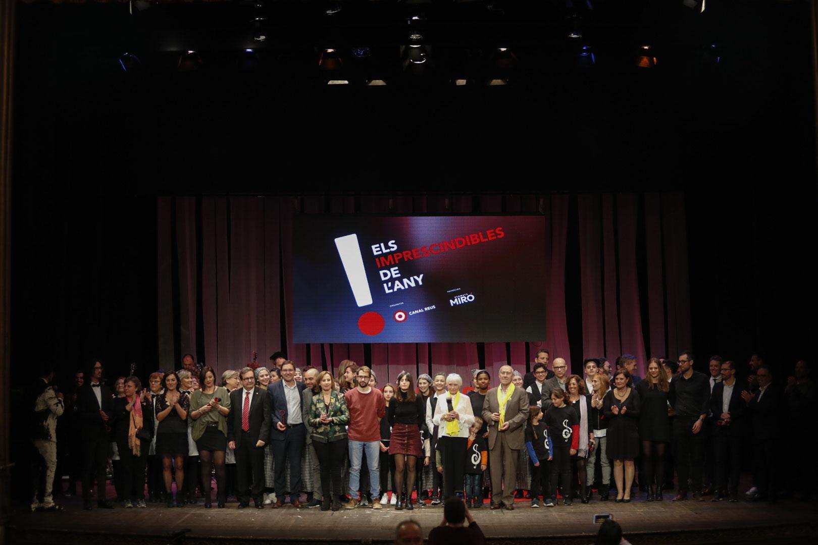 El CNL de Reus, una de les iniciatives Imprescindibles 2018 del Canal Reus TV