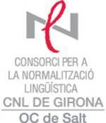 Roda de premsa per valorar les activitats de l'Oficina de Català de Salt