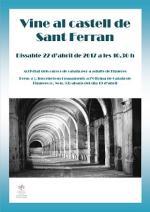 Visita guiada al castell de Sant Ferran