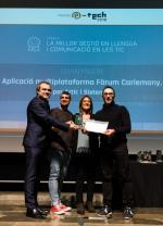 Premis E-TECH 2018 (12a edició)