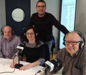 Aprenents i voluntaris del VxL, protagonistes a la ràdio