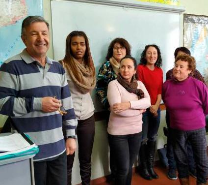Esparreguera explica el VxL des de la vivència a les aules