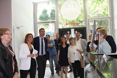 Inauguració de la nova seu del CPNL
